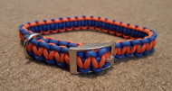 Adjustable Paracord Dog Collar