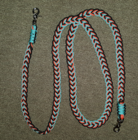 Braided Horse Reins - 9 Strand Braid