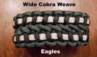 NFL Team Colors Paracord Survival Bracelet