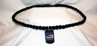 Patriotic - 2nd Amendment Paracord Necklace